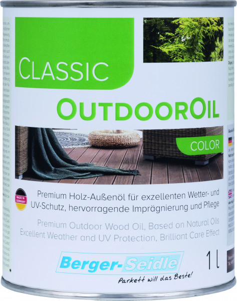 Dřevo ošetřující olej Outdoor Oil