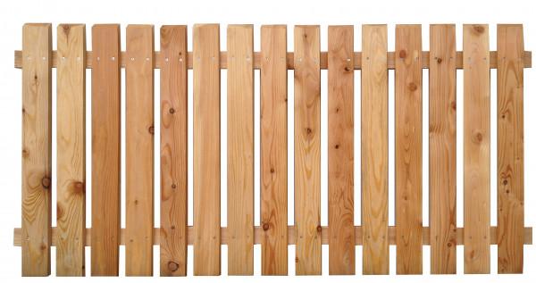 Předmontovaný plotový element - modřín 180x90 cm