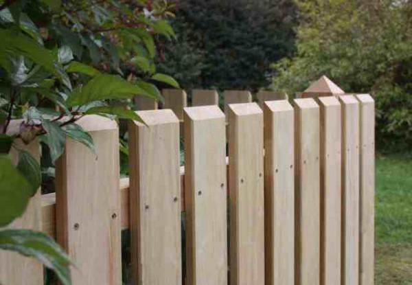 Akátová plotová lať R160