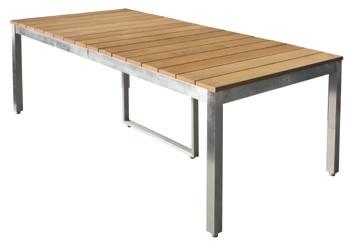 Stůl Venezia III 90x160/220 cm, rozkládací