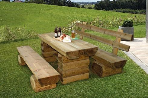 Stůl Alpenland