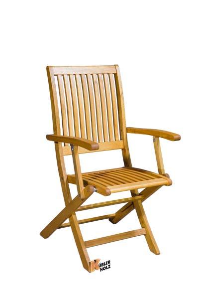 Židle Bari s područkami