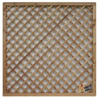Mřížka série VARIO, sib. modřín diagonalní 180/180