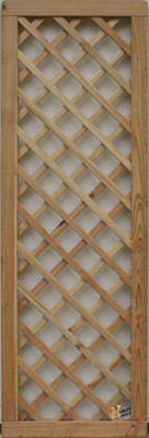 Mřížka série VARIO, sib. modřín diagonalní 60