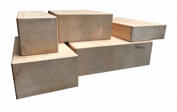 BSH lepené dřevo 10/16 cm