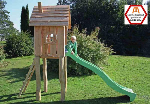 Modřínová herní věž Fanny