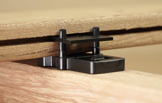 Terasová spojka Ligo pro spáru 6 mm, 80 ks