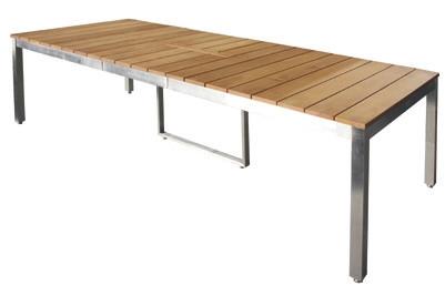 Stůl Venezia IV 100x200/250 cm, rozkládací