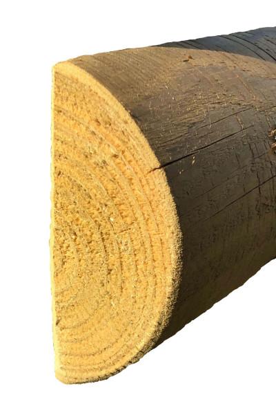 Půlkůly různých dřevin