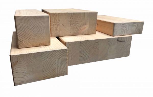 Lepené dřevo 10/10 cm